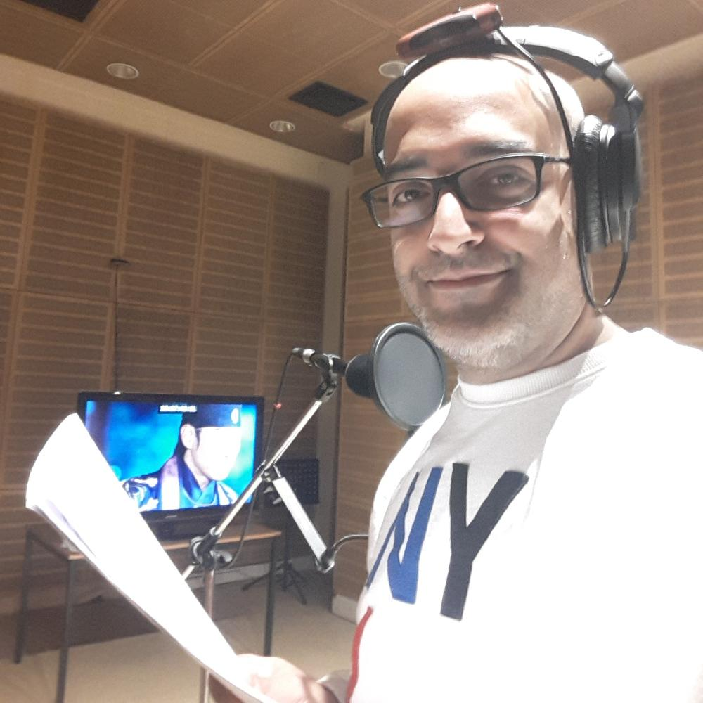 Hakan is a voice over actor