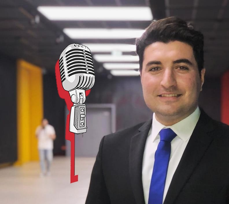 Furkan is a voice over actor