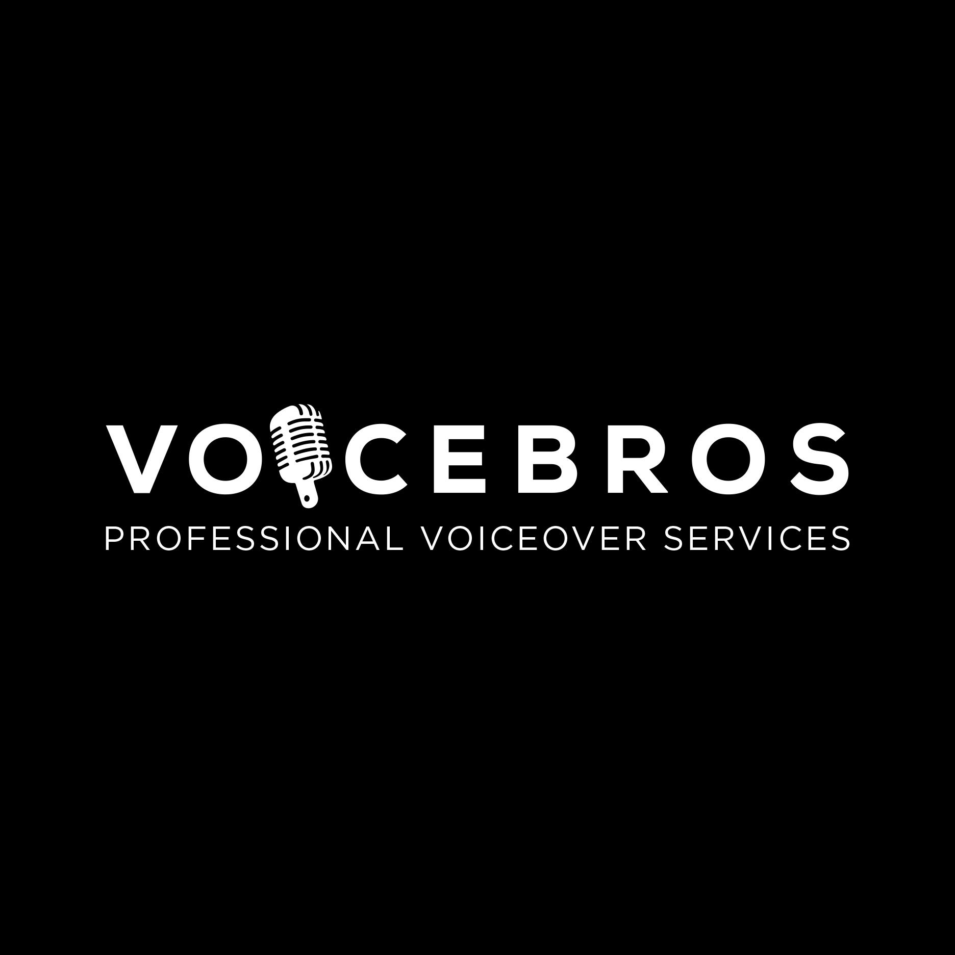 Blas G. Peña Q. is a voice over actor