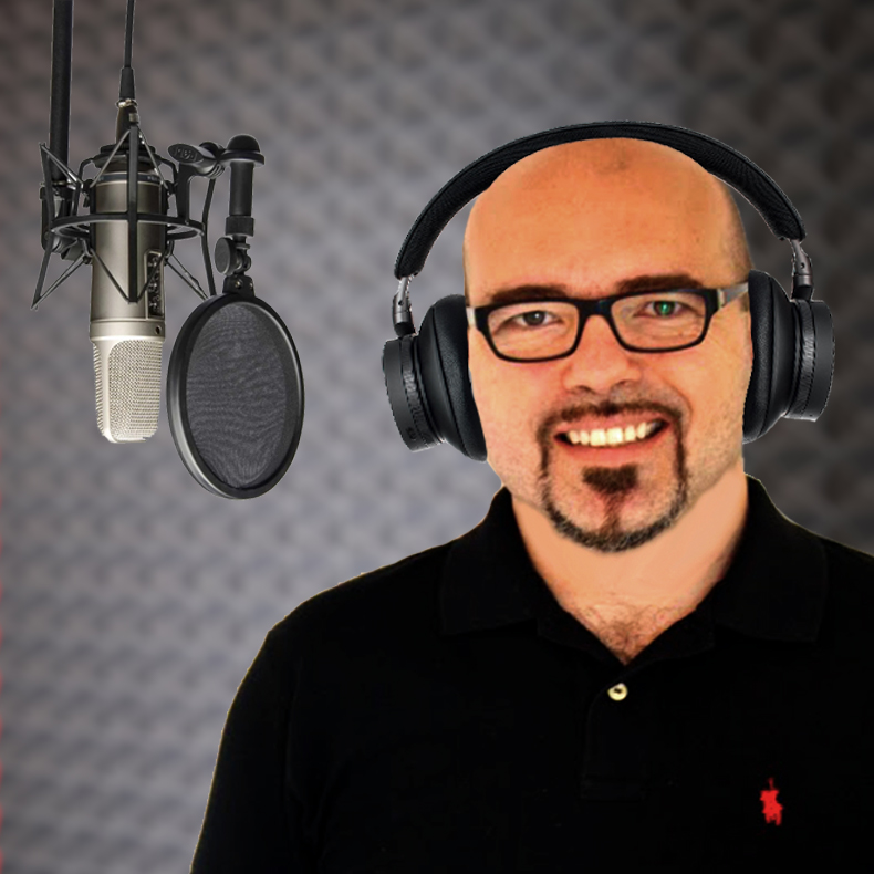 Derya is a voice over actor